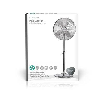 Nedis staande ventilator metaal FNST20ECR40