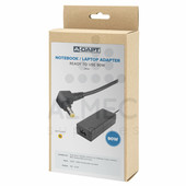 A-DAPT Laptopadapter 19V 4,7A 5.5x2.5mm A004