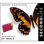 SecondLife SecondLife inktcartridge voor Epson 603 rood