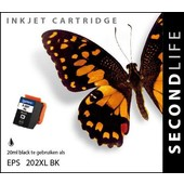 SecondLife SecondLife inktcartridge voor Epson 202XL zwart