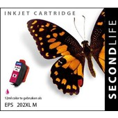 SecondLife SecondLife inktcartridge voor Epson 202XL rood