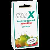 HG HG fruitvliegjesval navulling 512004100