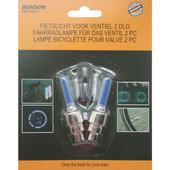 Benson Benson fietslicht voor ventiel 009993