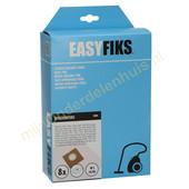 Easyfiks Easyfiks stofzuigerzakken voor Bestron Rapido