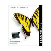 SecondLife SecondLife inktcartridge voor Brother LC1280C XL blauw
