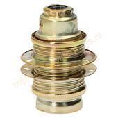 EGB EGB fitting E14 met schroefdraad en 2 ringen
