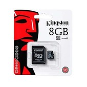 Kingston Kingston Micro SD kaart 8GB SDHC