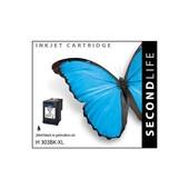 SecondLife SecondLife inktcartridge voor HP303 XL zwart