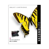 SecondLife SecondLife inktcartridge voor Brother LC1280M XL rood