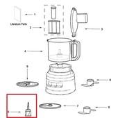 KitchenAid KitchenAid adapter van keukenmachine W11239489