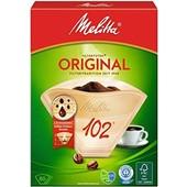 Melitta Melitta koffiefilters No102 van koffiezetter 6658694