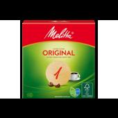 Melitta Melitta koffiefilters No1  van koffiezetter 6629281