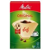 Melitta Melitta koffiefilters 1x6 van koffiezetter 6626815
