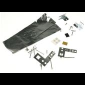 Inventum Inventum deur montageset voor vaatwasser 30400900141