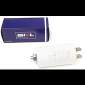 SKL SKL aanloopcondensator 20µf-450Volt met AMP-aansluiting