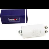 SKL SKL aanloopcondensator 18µf-450Volt met AMP-aansluiting