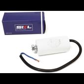 SKL SKL aanloopcondensator 12.5uF-450V met kabel