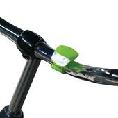 Dresco Dresco fiets verlichtingsset siliconen groen 5251207