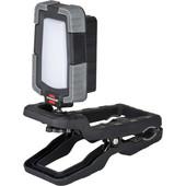 Brennenstuhl Brennenstuhl mobiele LED accu spot met clip CL1050MA 1173070010