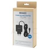 A-DAPT Laptopadapter instelbaar USB-C AUC05