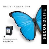 SecondLife SecondLife inktcartridge voor HP305 XL zwart
