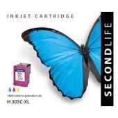 SecondLife SecondLife inktcartridge voor HP305 XL kleur