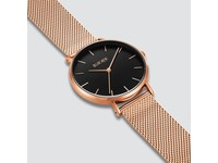 Burker RUBY ROSE GOLD BLACK