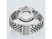 Burker Watches ADAM & EVE SILVER BLACK LIMITED EDITION