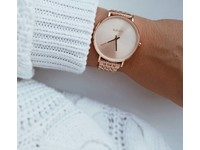 Burker Watches NANCY ROSE GOLD