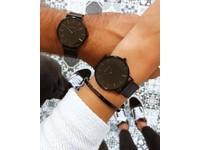 Burker Watches ADAM & EVE BLACK