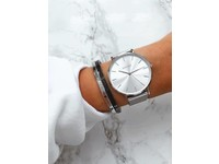 Burker Watches RUBY SILVER