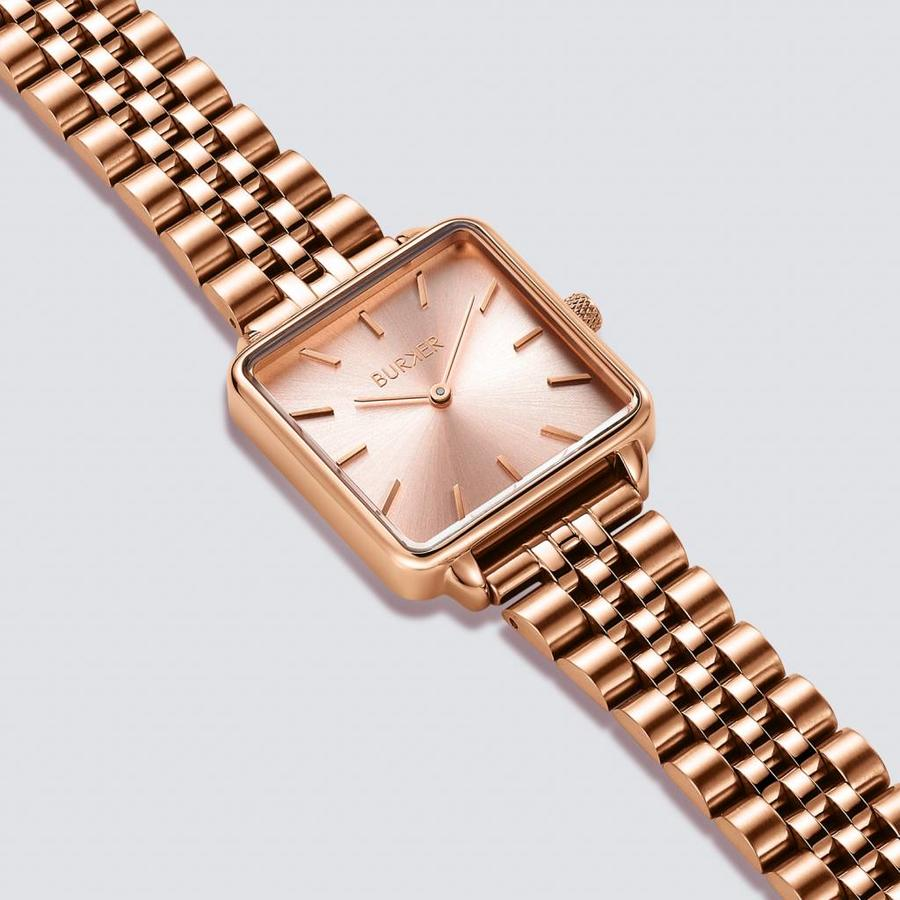 Burker CHLOE ROSE GOLD LIMITED EDITION