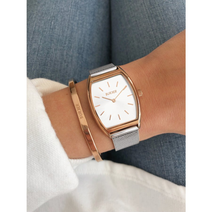 Burker MEGAN ROSE GOLD SILVER