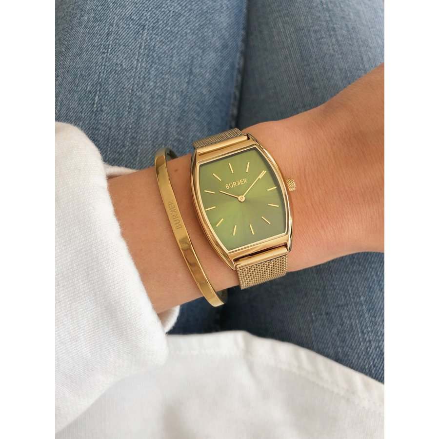 Burker MEGAN GOLD GREEN