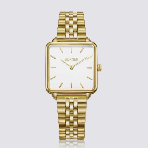 Burker CHLOE GOLD WHITE LIMITED EDITION