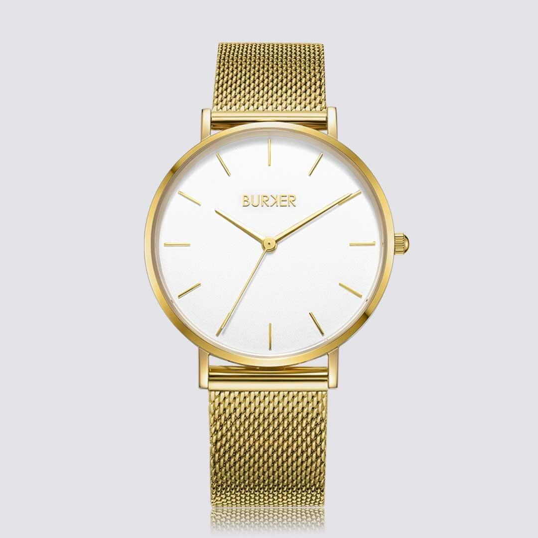 Burker RUBY GOLD WHITE