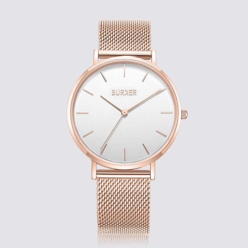Burker RUBY ROSE GOLD WHITE