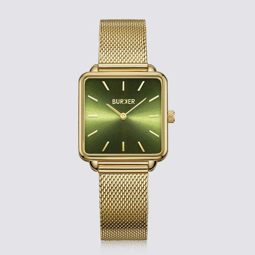 Burker CHLOE GOLD GREEN