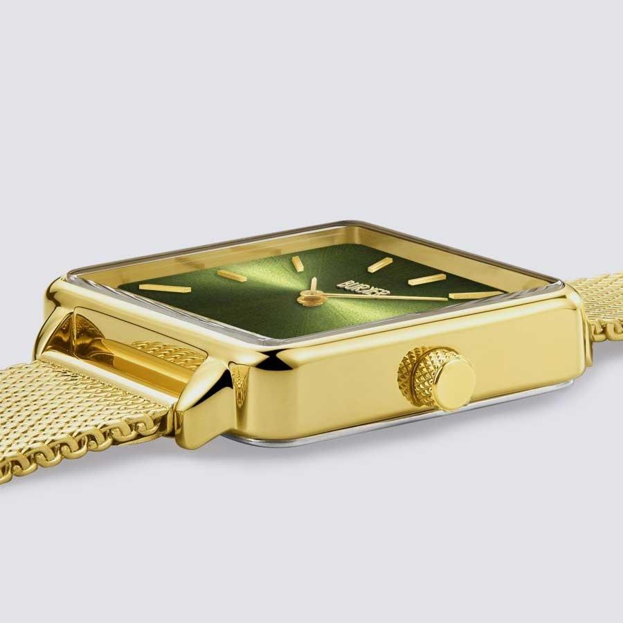 Burker CHLOE GOLD GREEN