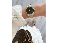 BURKER EMMA GOLD BLACK