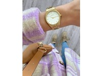 BURKER EMMA GOLD WHITE