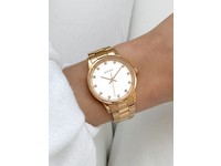 BURKER AMY ROSE GOLD WHITE