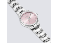 BURKER AMY SILVER PINK