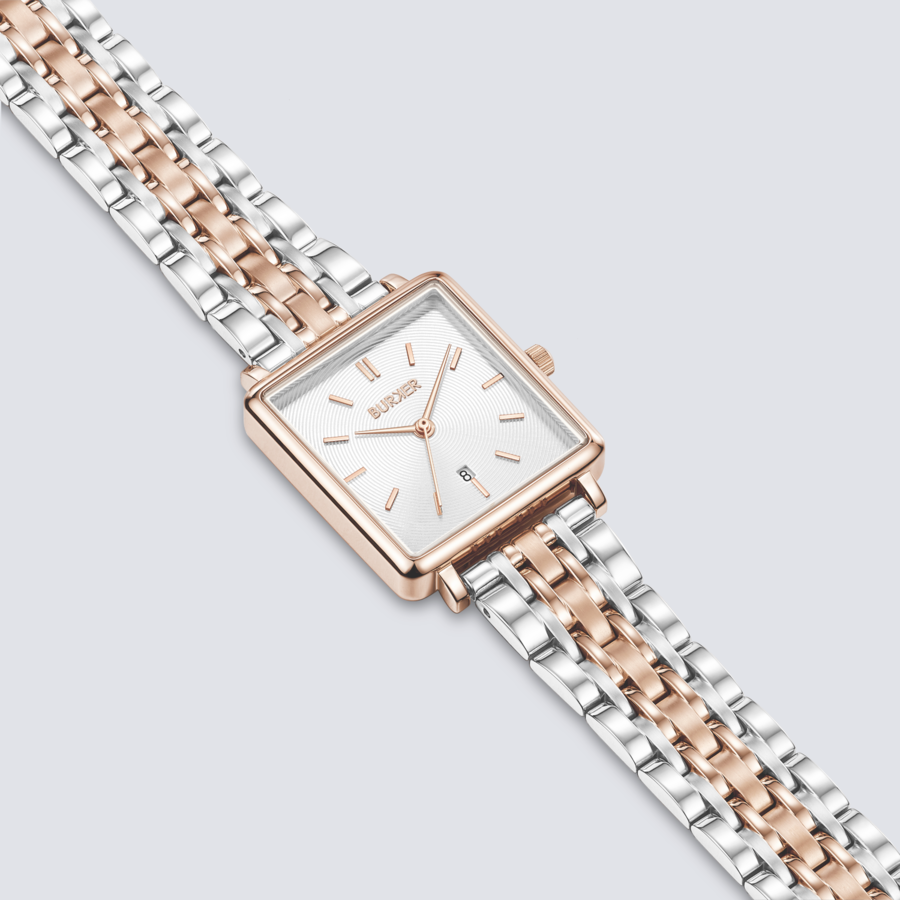 BURKER DAISY ROSE GOLD SILVER
