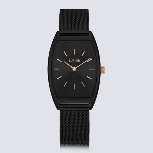 Burker MEGAN BLACK/BLACK ROSE GOLD