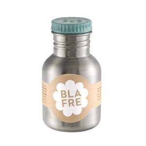 Blafre Drinkfles RVS lichtblauw 300ml