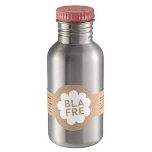 Blafre Drinkfles RVS pink 500ml