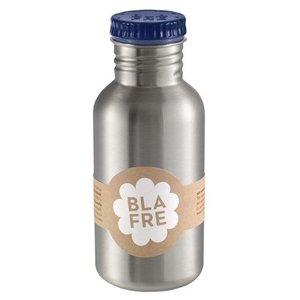 Blafre Drinkfles RVS dark blue 500ml