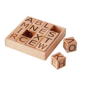 Kids Concept Houten blokken alfabet