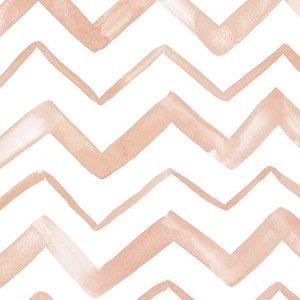 Lilipinso Flamingo zigzag behang